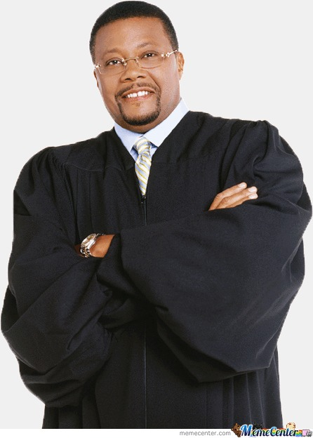Cause.. Judge Mathis.