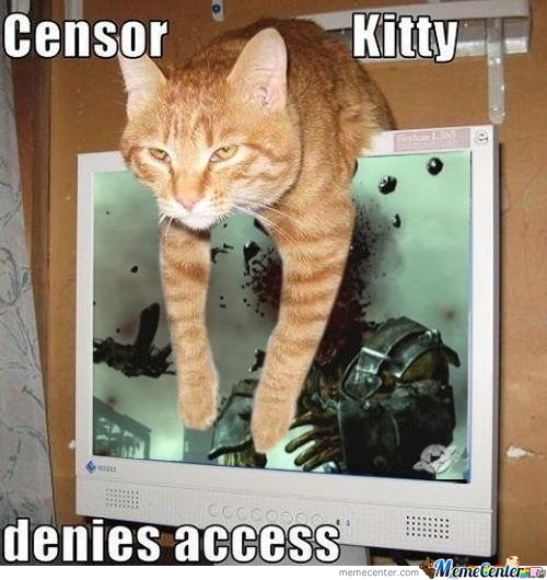 Censor Kitty