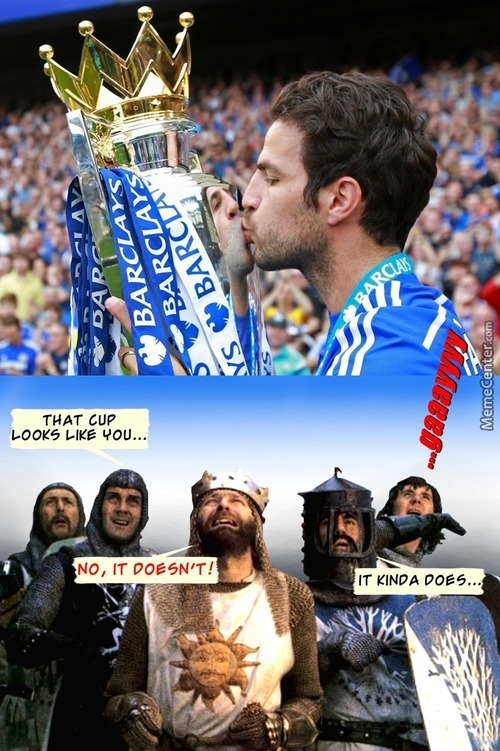 Cesc Fàbregas And The Holy Fail