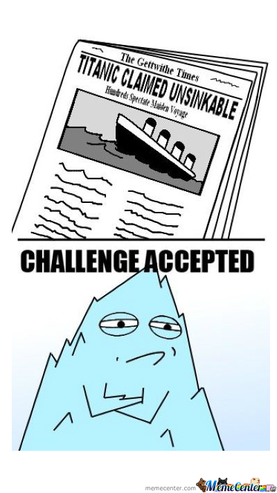 Challlenge Accepted