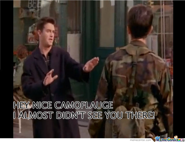 Chandler's Awesome!