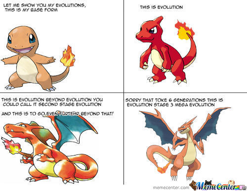 Charmander Evolution Line Explained Dbz Style