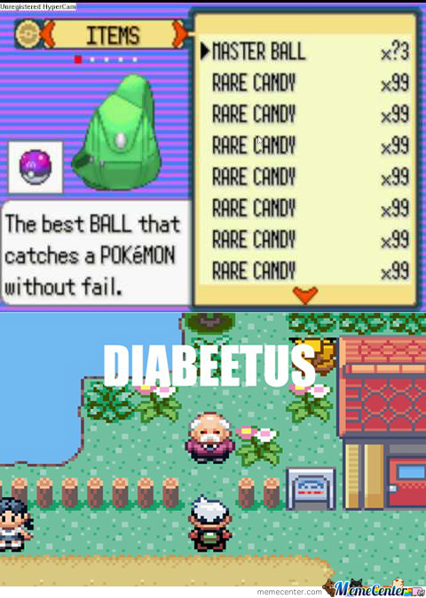 Cheating On This Game,is Cheating On Your Pokemon's Health.