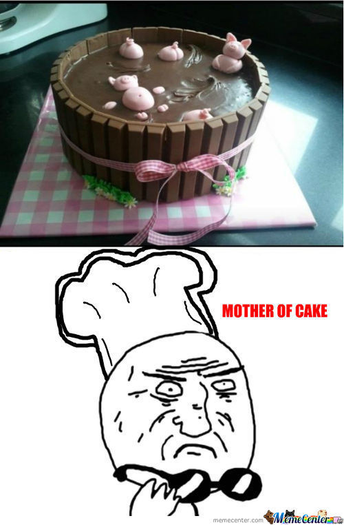 Check Out This Cake