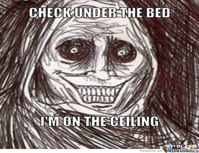 Check Under Your Bed