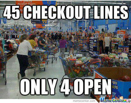 Checkout Lines