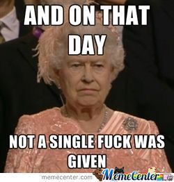 Cheer Up Queeny Its The Olympics!!