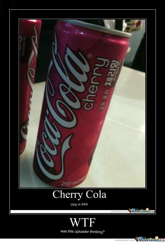 Cherry Cola Remix