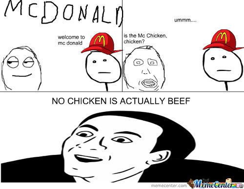 Chicken And Beef