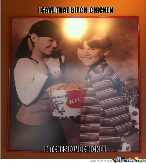 Chicken Bitch!