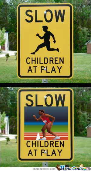 Children Playing Qwop