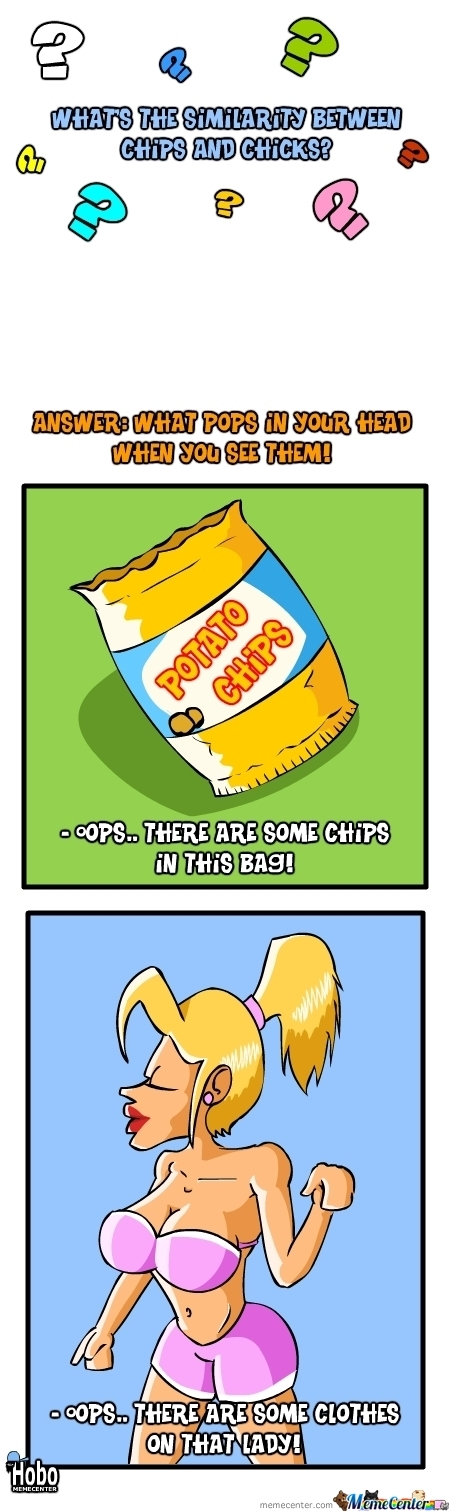Chips And Chicks