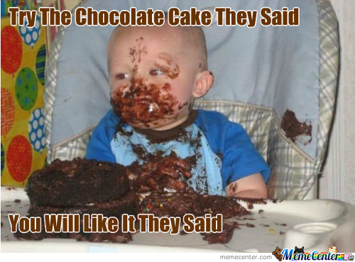 Can Pregnant Women Eat Chocolate Cake