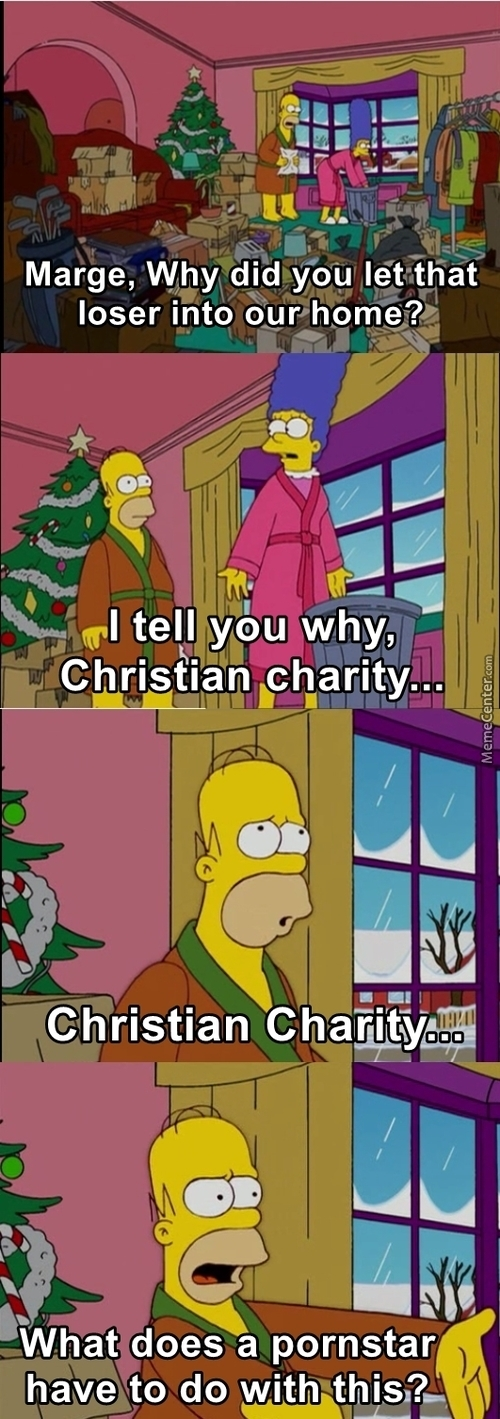 Christian Charity...