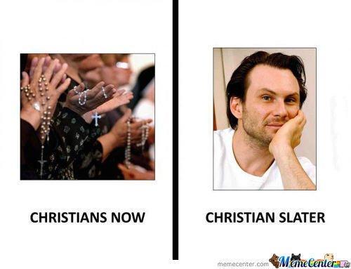 Christians Now...