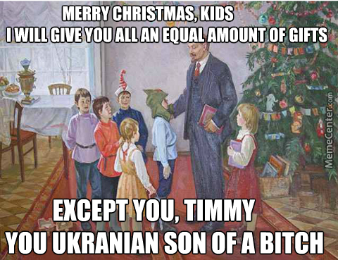 Christmas In The Glorious Ussr