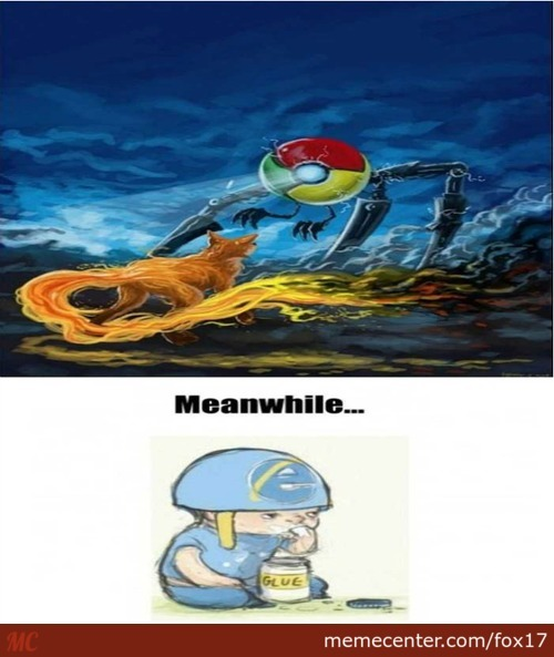 Chrome Vs Mozilla