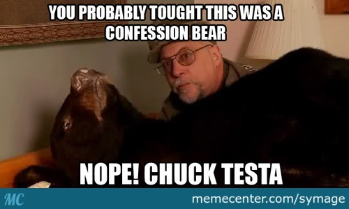 Chuck Testa Strikes Back