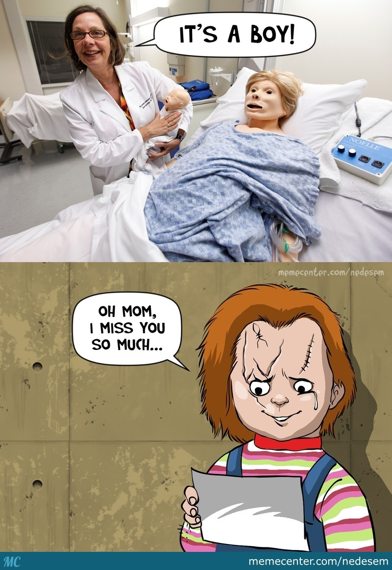 Chucky Remembers