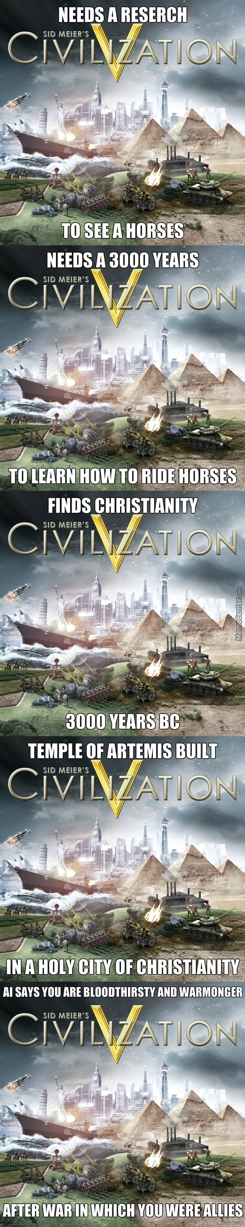 Civilization Logic