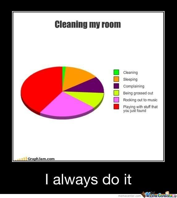 how to ocd clean your room