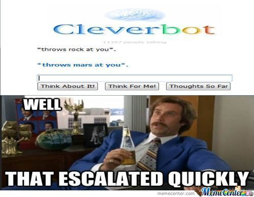 Clever Bot Mars