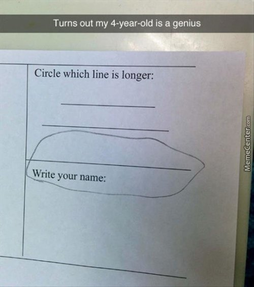 Clever, Clever.