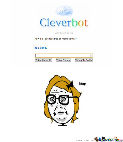 Cleverbot Knows