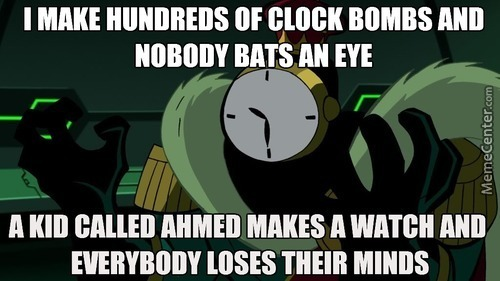 Clock King's Problems