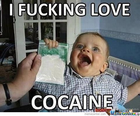 Cocaine Kid Strikes Again!