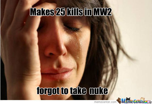Cod Problems