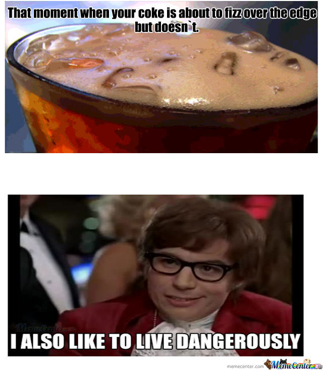Coke Meets Austin Powers
