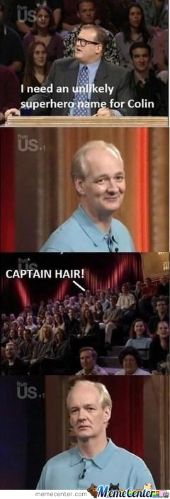 Colin Quits Whose Line
