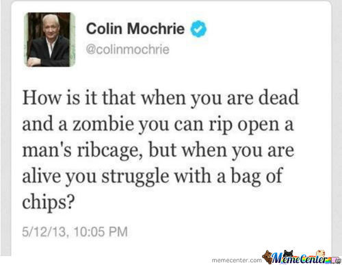 Colin Speaks The Truth