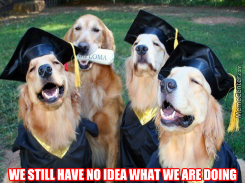 College Graduates Be Like