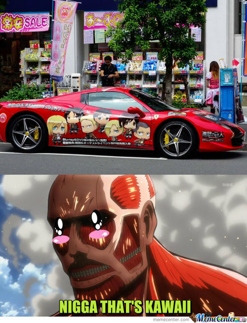 Colossal Titan Approves.