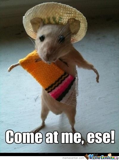 Come At Me,ese!