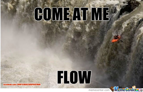 Come At Me Flow