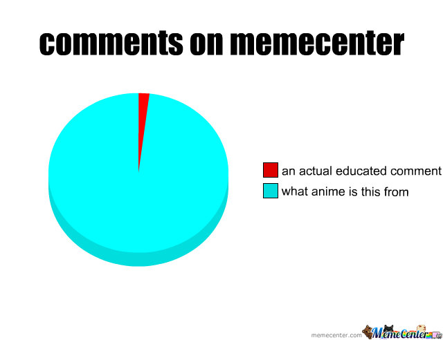 Comments On Meme Center