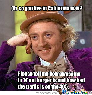 Condecending Wonka On La