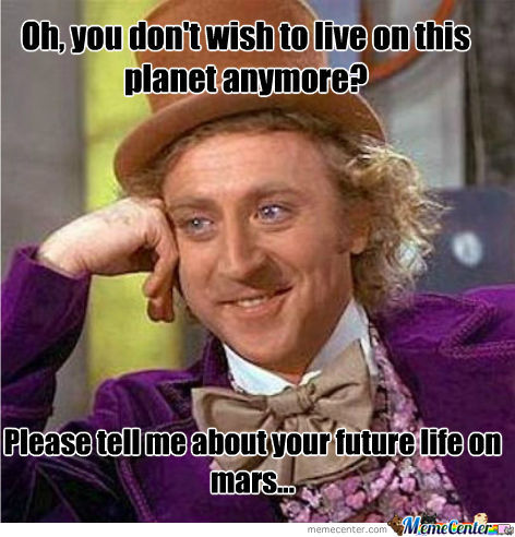 Condescending Willy Wonka Strikes Again!