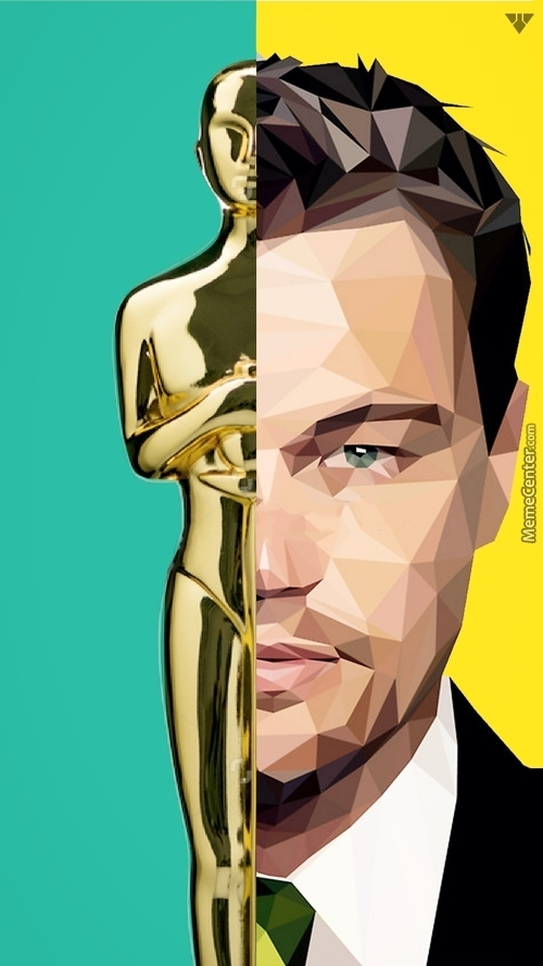 Congrats To Leo For Winning An Oscar !!