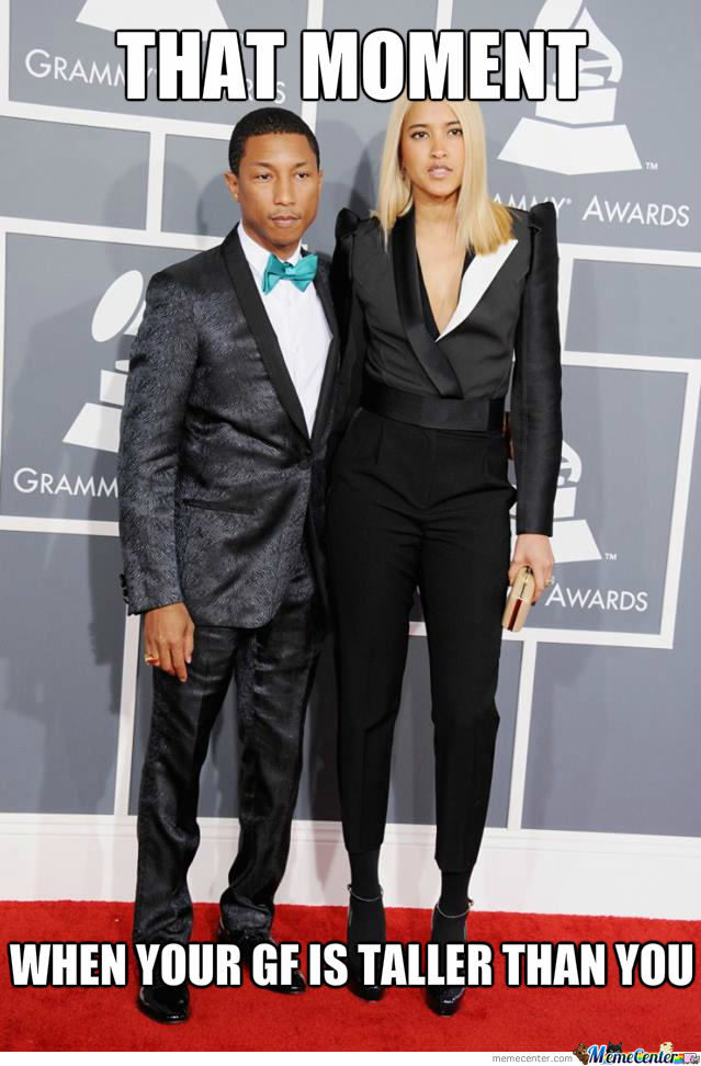 Congratulation Pharell On Your Weeding
