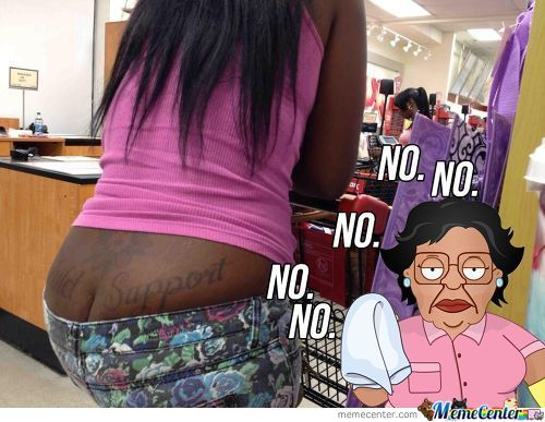 Consuela Disapproves