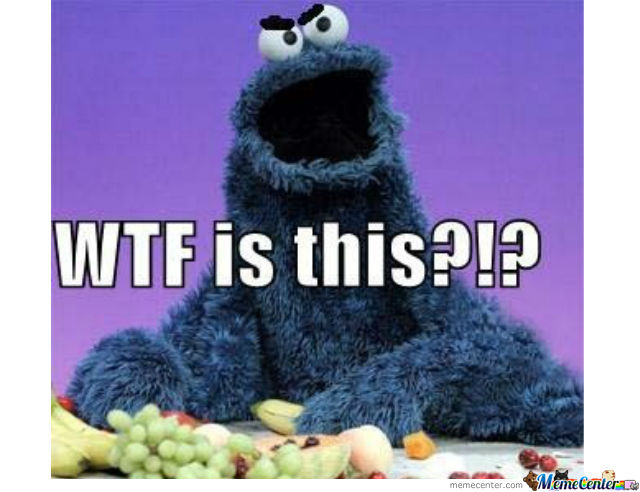 Cookie Monster by kimmm - Meme Center