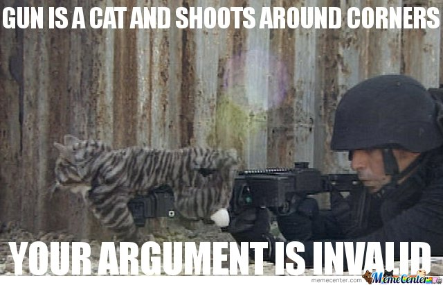 cornershot cat gun