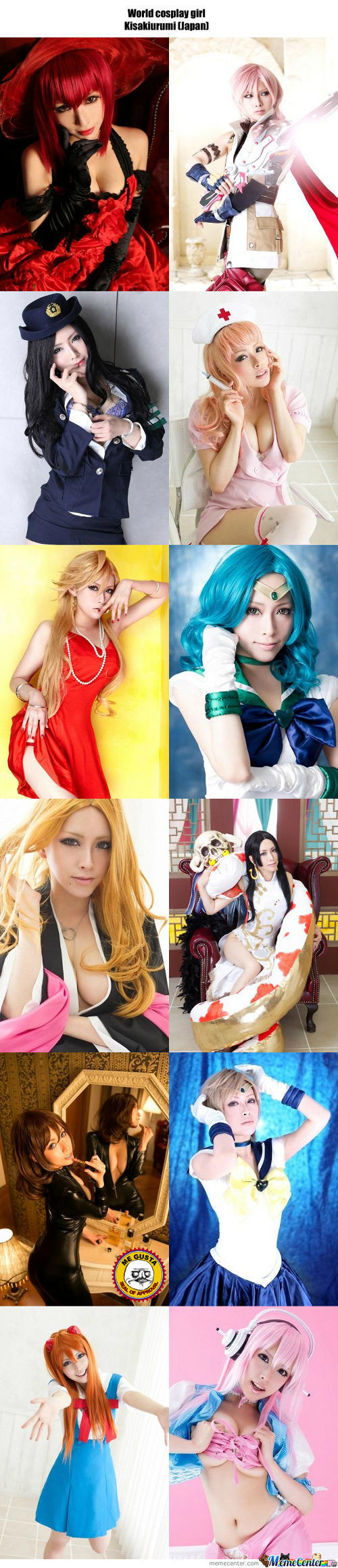 Cosplay Girl 18 : Kisakiurumi (Japan)