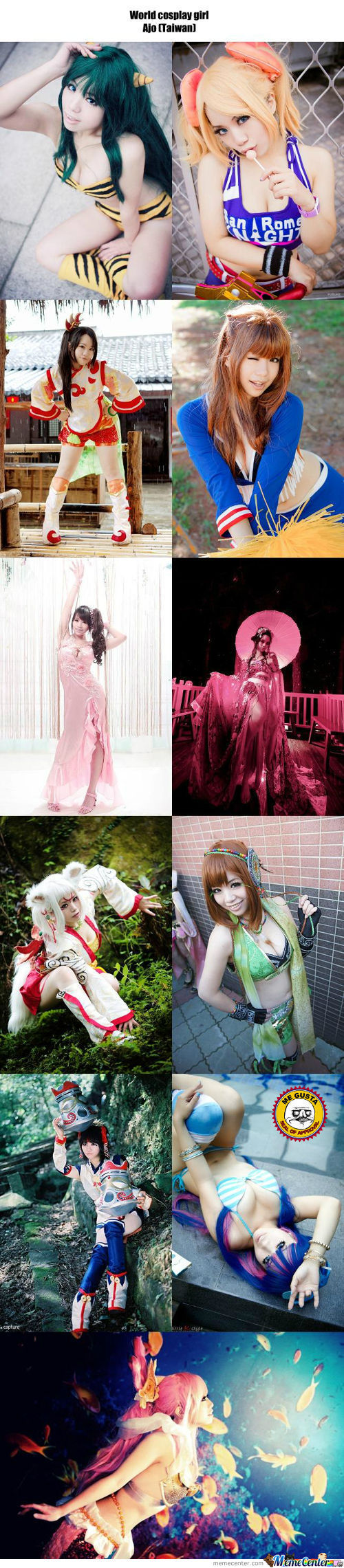 Cosplay Girl 41 : Ajo (Taiwan)