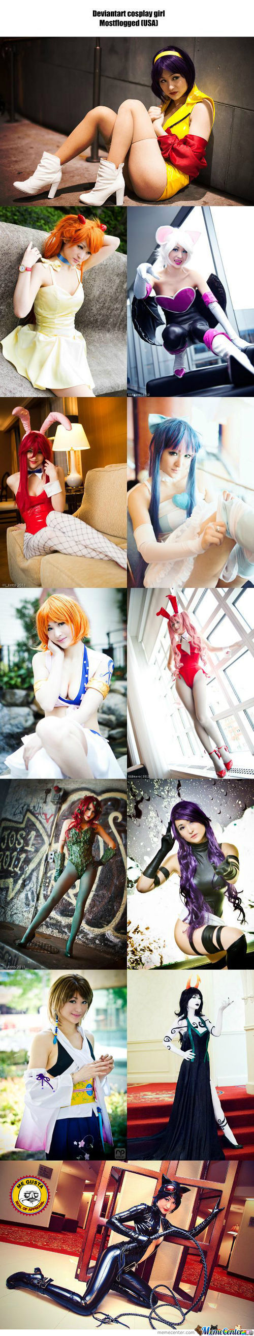 Cosplay Girl 43 : Mostflogged (Usa)