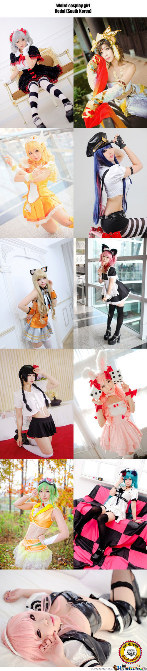 Cosplay Girl 45 : Rodal (South Korea)